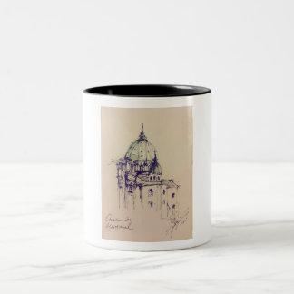 traveling memo mug