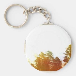 traveling pines phone case basic round button key ring