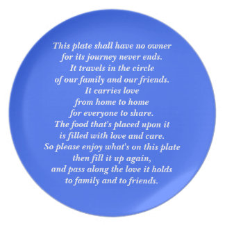 Traveling Plate