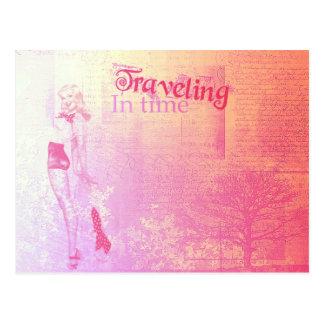 Traveling Postcard