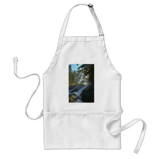 Traveling The Steep Rocks Apron