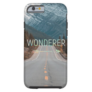 Traveling Wonderer Tough iPhone 6 Case