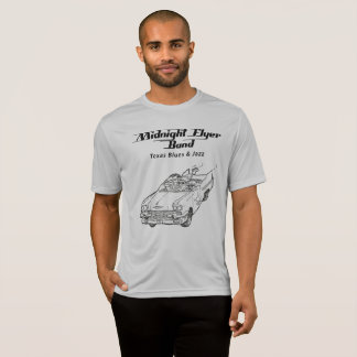 """Travelling Band"" Midnight Flyer Band T-Shirt"