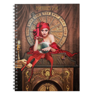 Travelling Gypsy Notebook