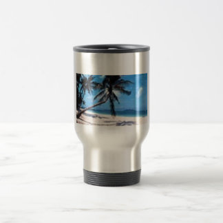 Travelling mug for life