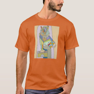 """""""Travelling On"""" by Ruchell Alexander T-Shirt"""