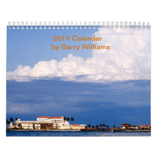 Travels with my camera wall calendars