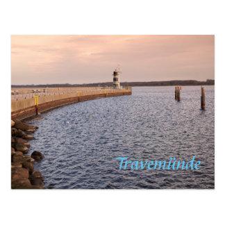 Travemünde photo postcard