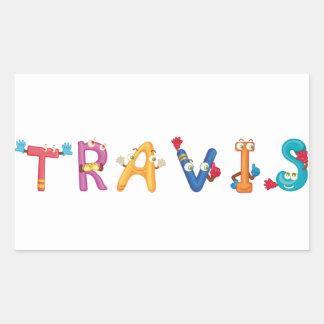 Travis Sticker