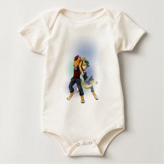 Trax and Triks Baby Bodysuit