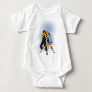 Trax and Triks Baby Bodysuit