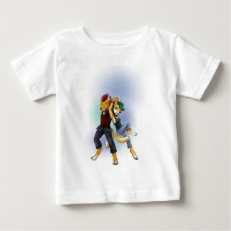 Trax and Triks Baby T-Shirt