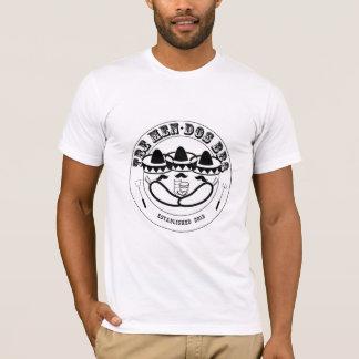 Tre Men Dos BBQ T- Shirt