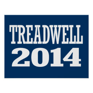 TREADWELL 2014 POSTERS