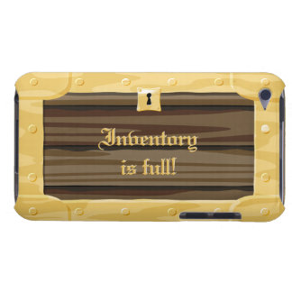 Treasure Chest Barely There iPod Case