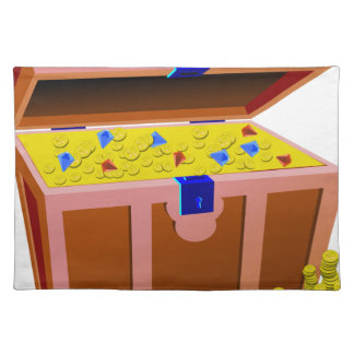 Treasure Chest Placemat