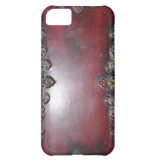 Treasure chest style iPhone 5C case