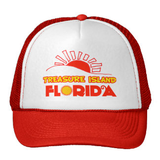 Treasure Island, Florida Cap