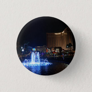 Treasure Island Hotel #2-1 Pinback Button