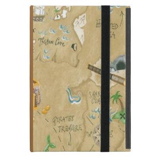 Treasure Map iPad Mini Case