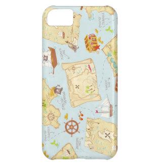 Treasure Map iPhone 5C Case