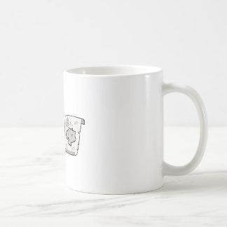 Treasure Map Coffee Mugs
