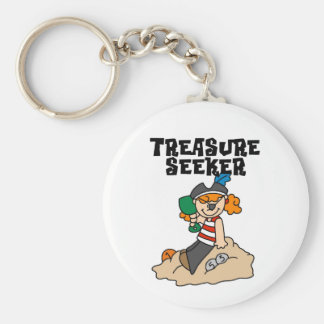 Treasure Seeker Keychain