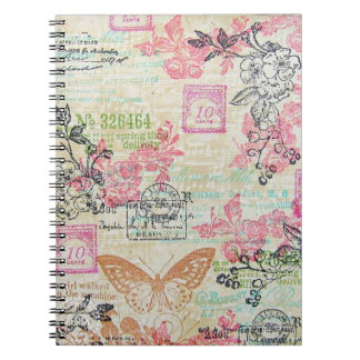 Treasured Memories Spiral Notebook