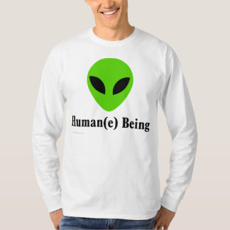 Treat all beings humanely and with respect T-Shirt