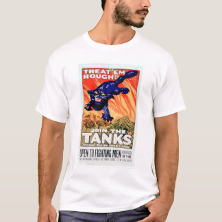Treat 'Em Rough!  Join the Tanks (US02077A)