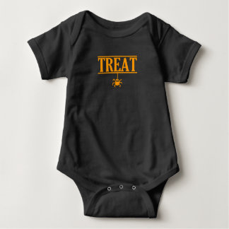 Treat Halloween T-Shirt for Twins or Friends