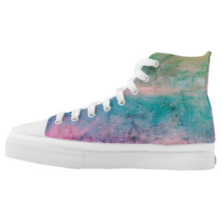 treat me high tops by DAL