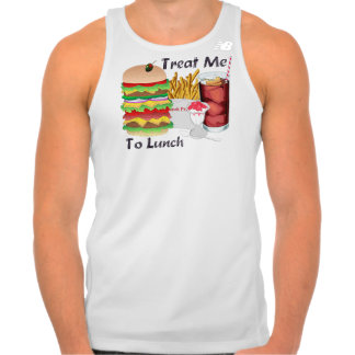 Treat Me to Lunch Tank Top