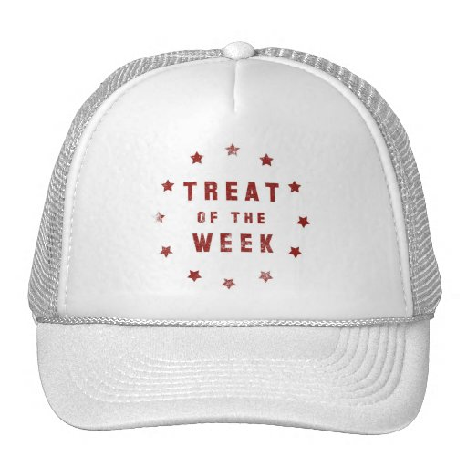 Treat of the Week Hat