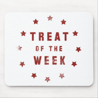 Treat of the Week Mouse Pad