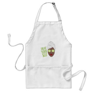 Treat Yourself Standard Apron