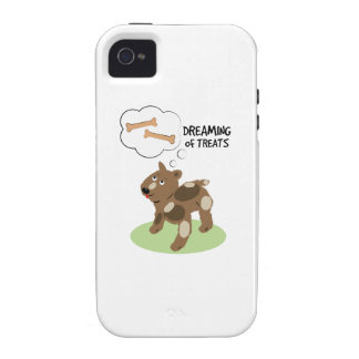 Treats Dreaming iPhone 4/4S Cover
