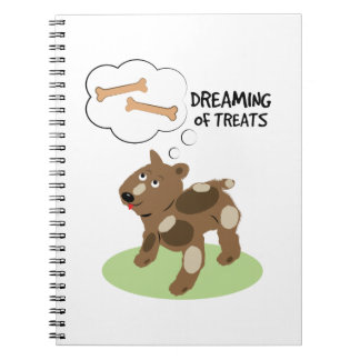 Treats Dreaming Notebooks