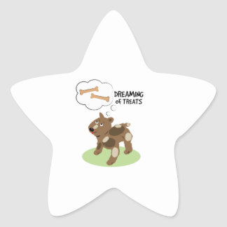 Treats Dreaming Star Stickers
