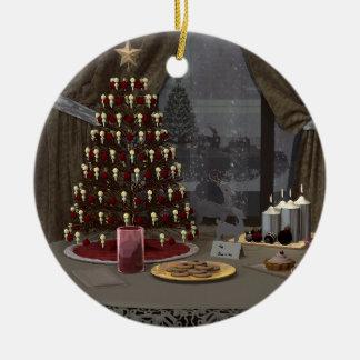 Treats For Santa Ornament