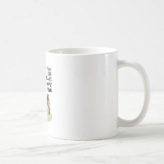 Treats Thoughts Coffee Mug
