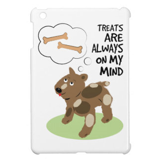 Treats Thoughts iPad Mini Cover