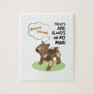 Treats Thoughts Jigsaw Puzzles