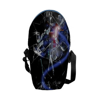 Treble Break Courier Bag