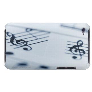 Treble Clef 2 iPod Case-Mate Case