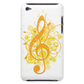 Treble Clef iPod Touch Case