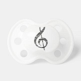 treble clef dummy