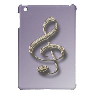 Treble Clef Music iPad Case