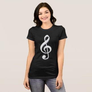Treble Clef Music T-Shirt