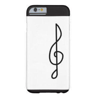 Treble Clef Phone Case